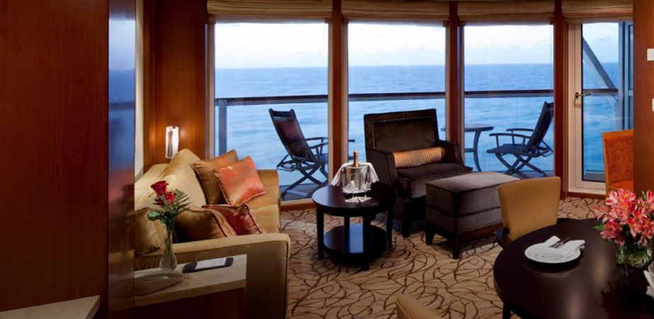Celebrity Suite - Cruise Ship Suite on Celebrity Cruises